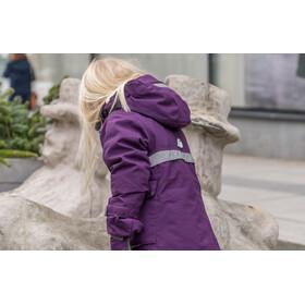 Didriksons 1913 Indre Jacket Children purple